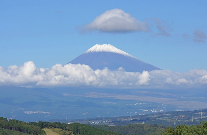 Monte Fuji by Tomodachi