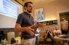 Master Class @Rivalta Cafe ph. Marco Triarico