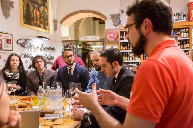 Firenze Sake @ Enoteca Alessi