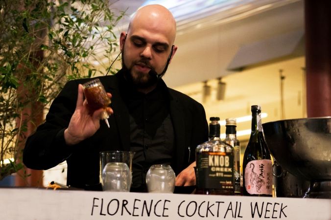 Florence cocktail week, 17.04.2016