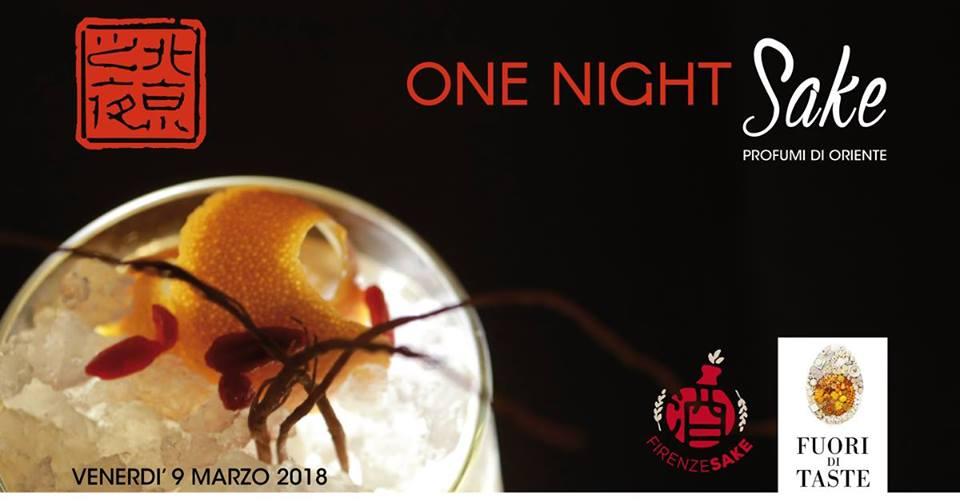 One Night Sake